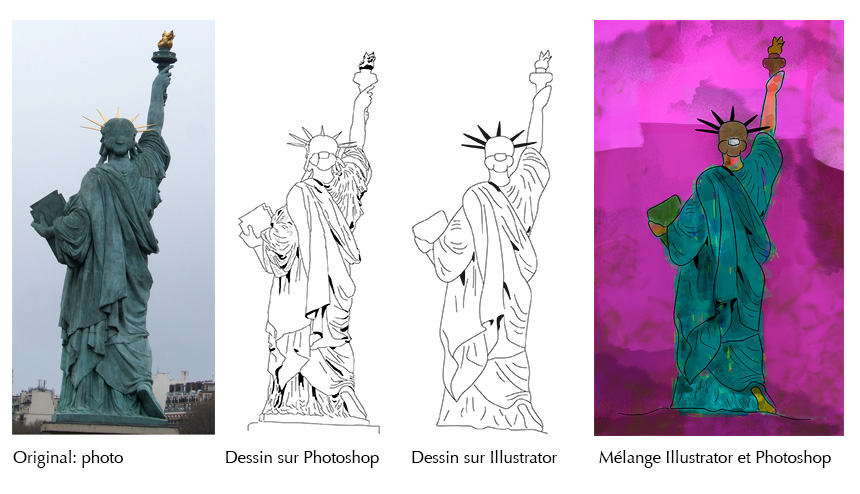 Dessin Vectoriel Formation Illustrator Realiser Un Dessin